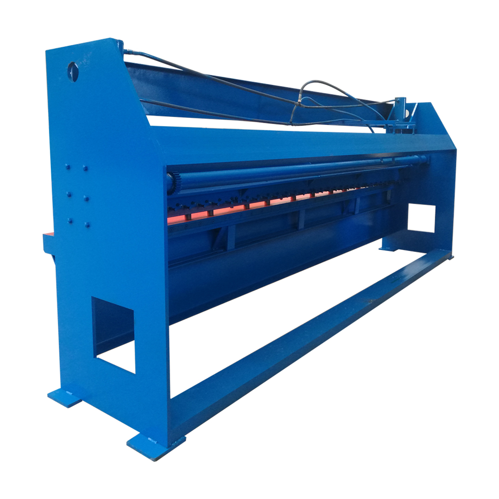 China New Product Mini Guillotine Shearing Machine -