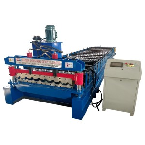OEM Trapezoidal Roof Roll Forming Machine