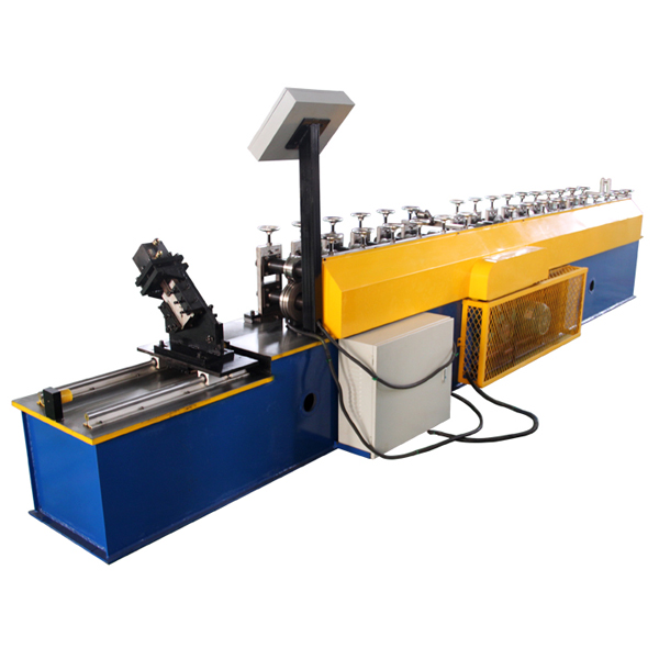 Chinese Professional Z Purlin Rolling Machine -