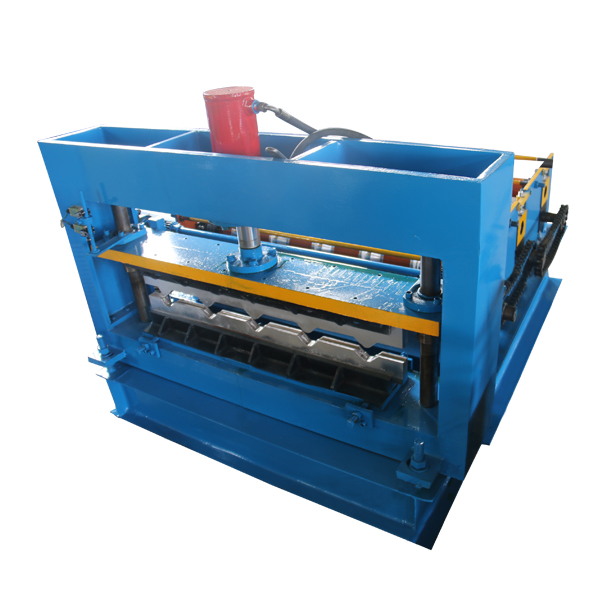 Factory Cheap Pro Screw-joint Curve Steel Roof Bending Machine Or Building Machine Featured Image