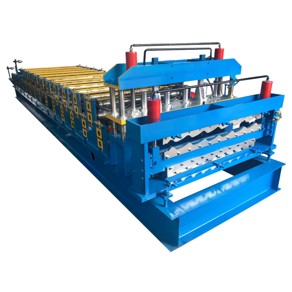Manufactur standard C Z Purlin Forming Machine -