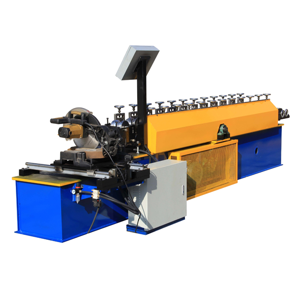 High Performance Hot Steel And Iron Roller Shutter Door Roll Forming Machine With Low Featured Image