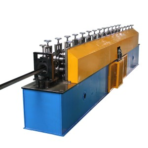 Factory Cheap Hot Modern Design Promotional Metal Door Frame Machine With Uncoiler