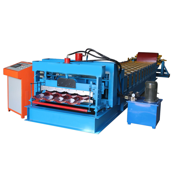 Hot sale Metal Roof Panel Roll Forming Machine -
