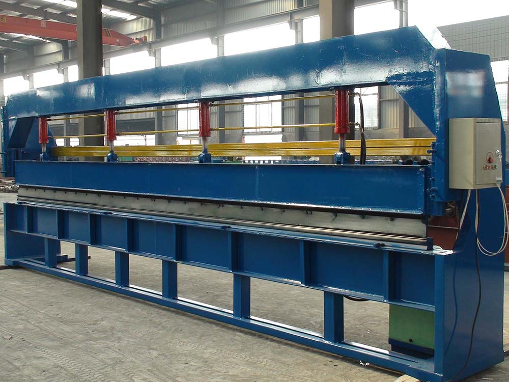6m bending machine(detail)