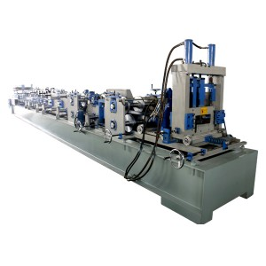 Fast delivery Cz Purlin Roll Forming Machine(quick Change Type Cz80-300)