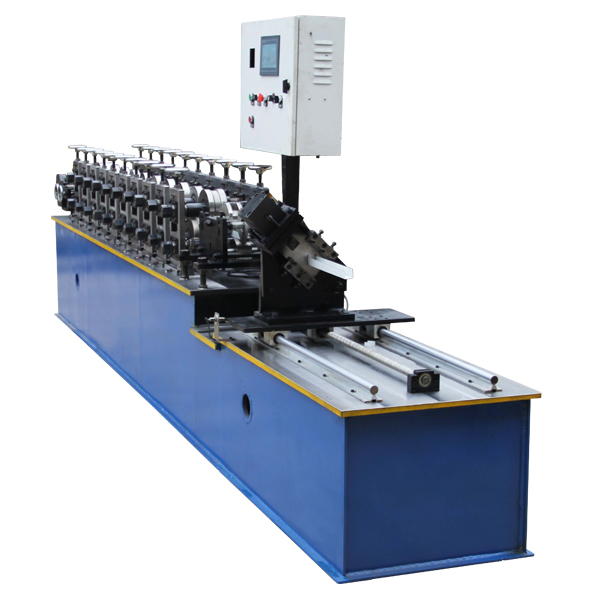 Fast delivery Sheet Floor Decking Roll Forming Machine -