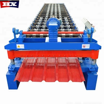 Botou Cold Rolled Steel ibr roof sheet forming machine Featured Image
