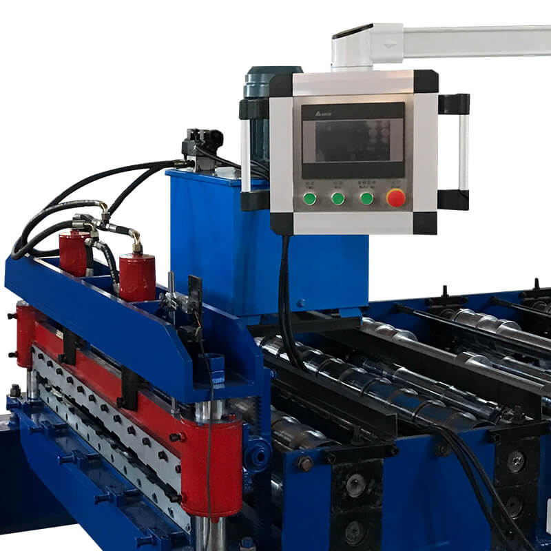 metal roof panel rolling machinery Featured Image
