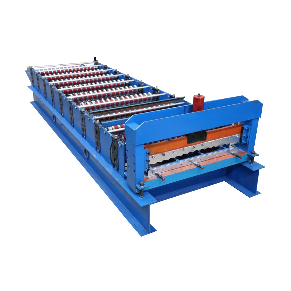 Corrugated iron automatic roof roll forming machine Featured Image