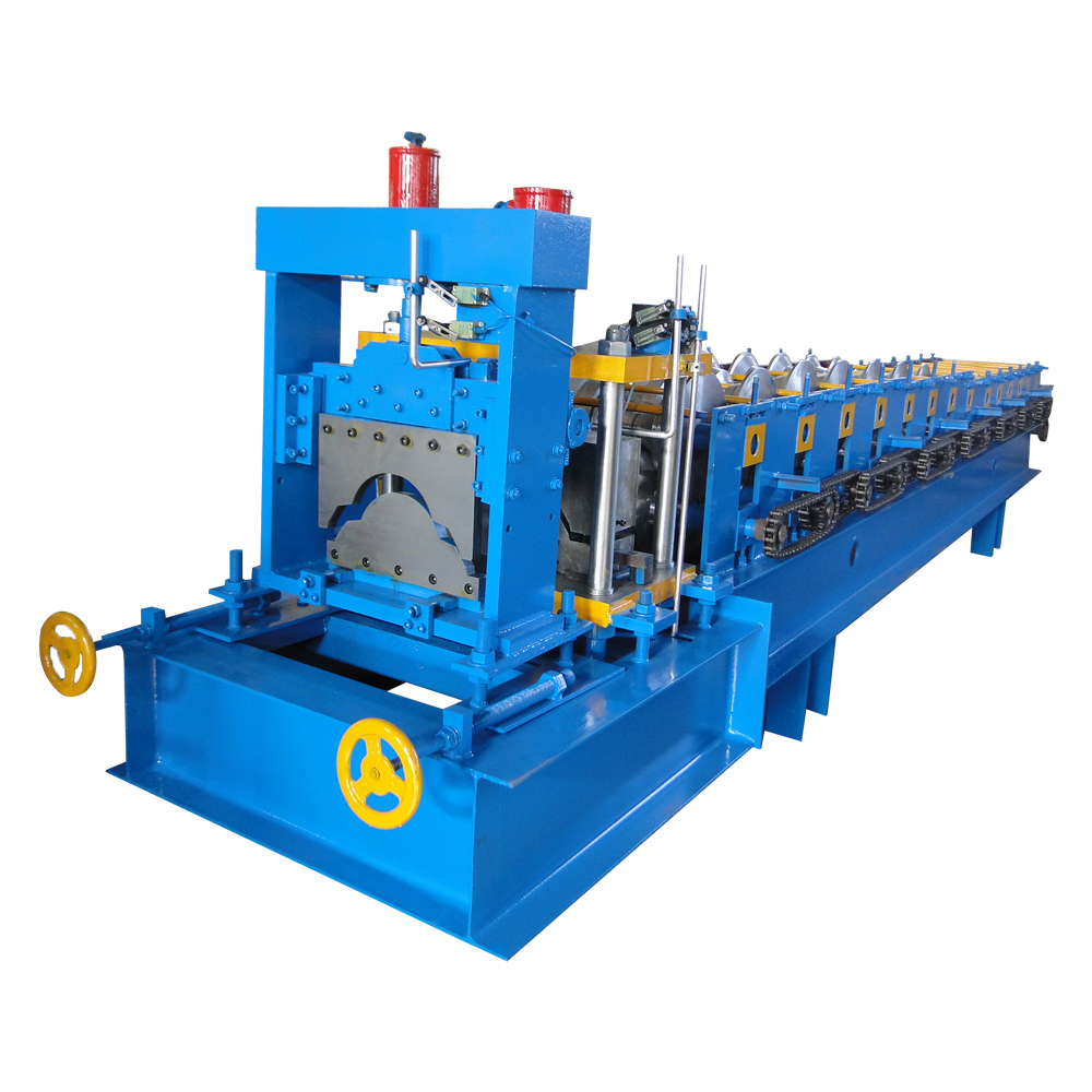 Chinese wholesale High Quality Square Downspout Cold Making Machine -