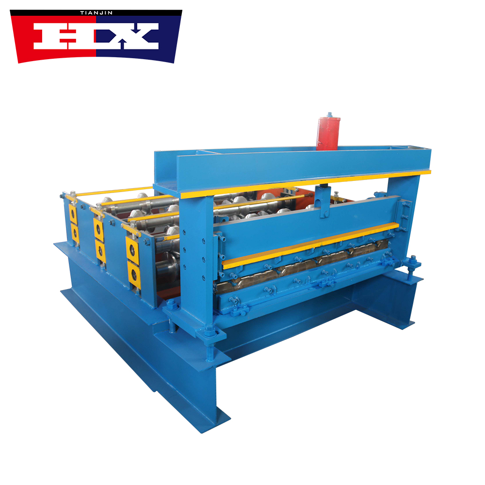 Color Steel Roof Curving Machine Featured Image
