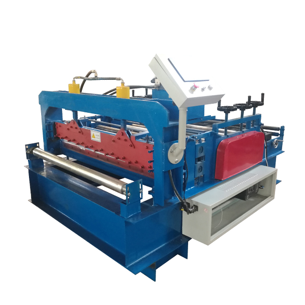 Fixed Competitive Price Corrugated Steel Sheets Making Machine -