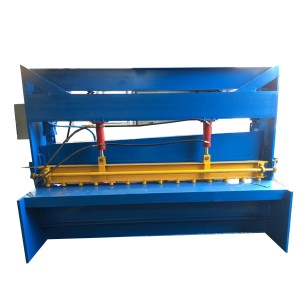 Factory supplied Electromagnetic Manual Sheet Metal Bending Machine With Ce 2000e 2500e 3200e