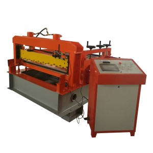 Coil Sheet Leveling Machine