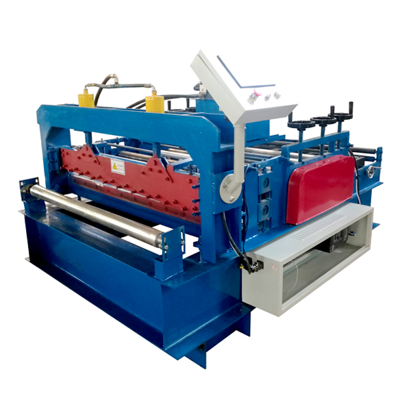 Big Discount Metal Arch Roofing Curving Roll Forming Machine -