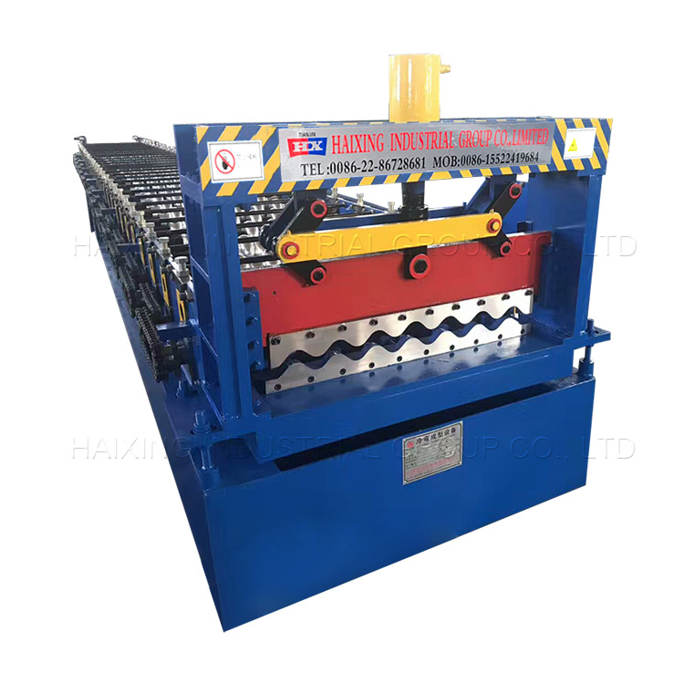 corrugated iron roofing sheet making machine Featured Image