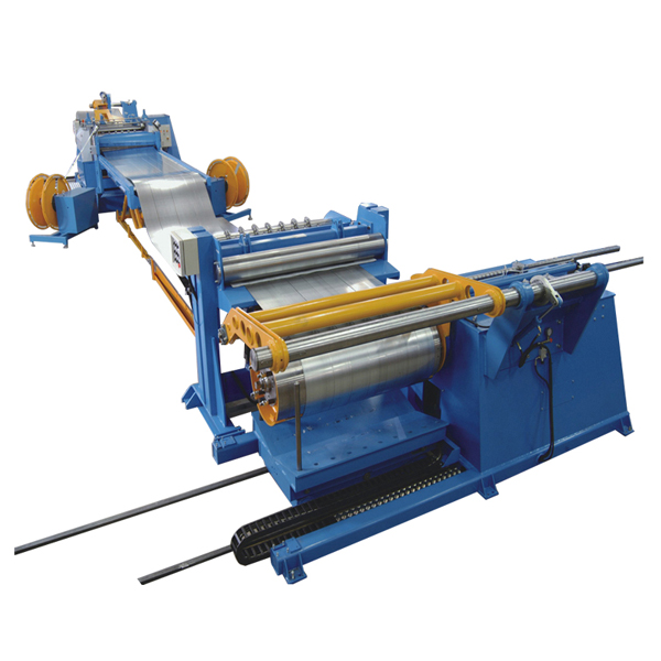 High Quality Frequency Carbon Steel Pipe Slitting Line Or Slitting Machine Featured Image