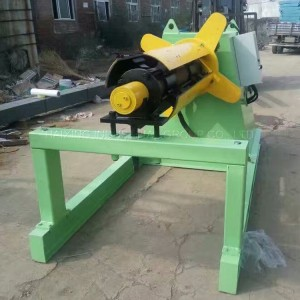 Automatic Decoiler For Roll Forming Machine
