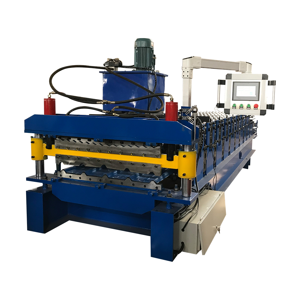 Double Roof Tile Machine Featured Image