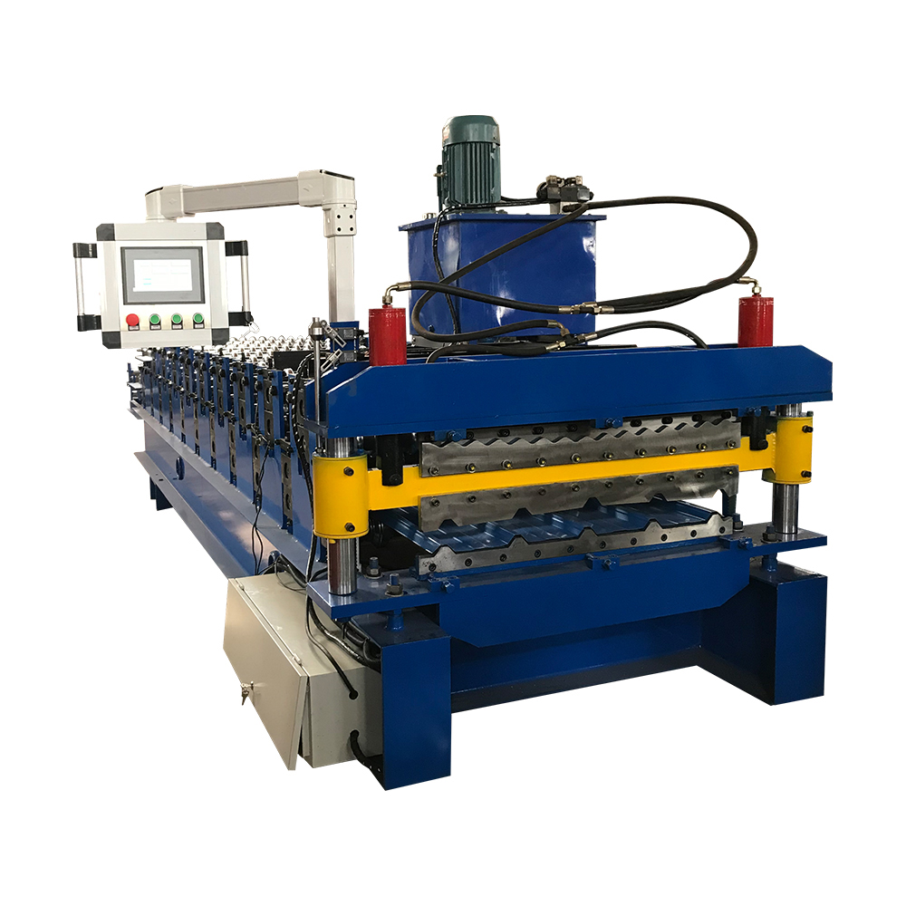 Double Layer Roofing Machine Featured Image