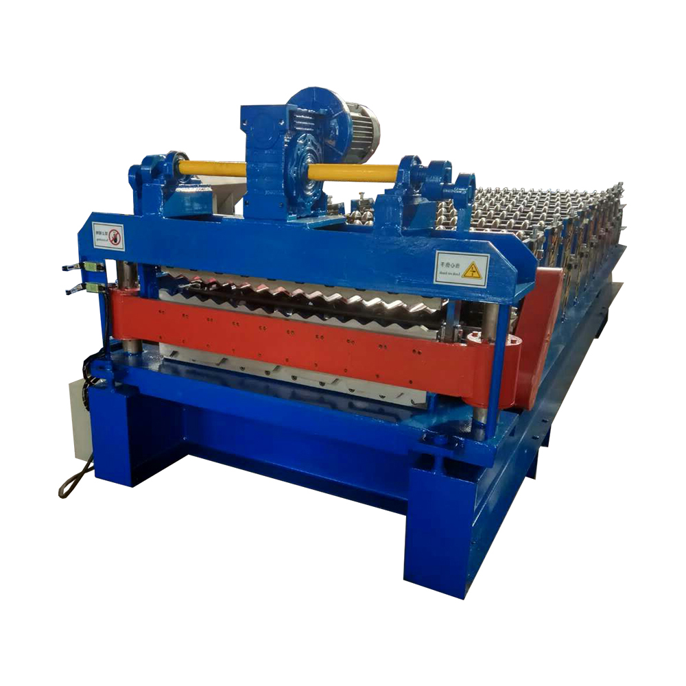 Chinese Professional Ceiling T Runner Roll Forming Machine -