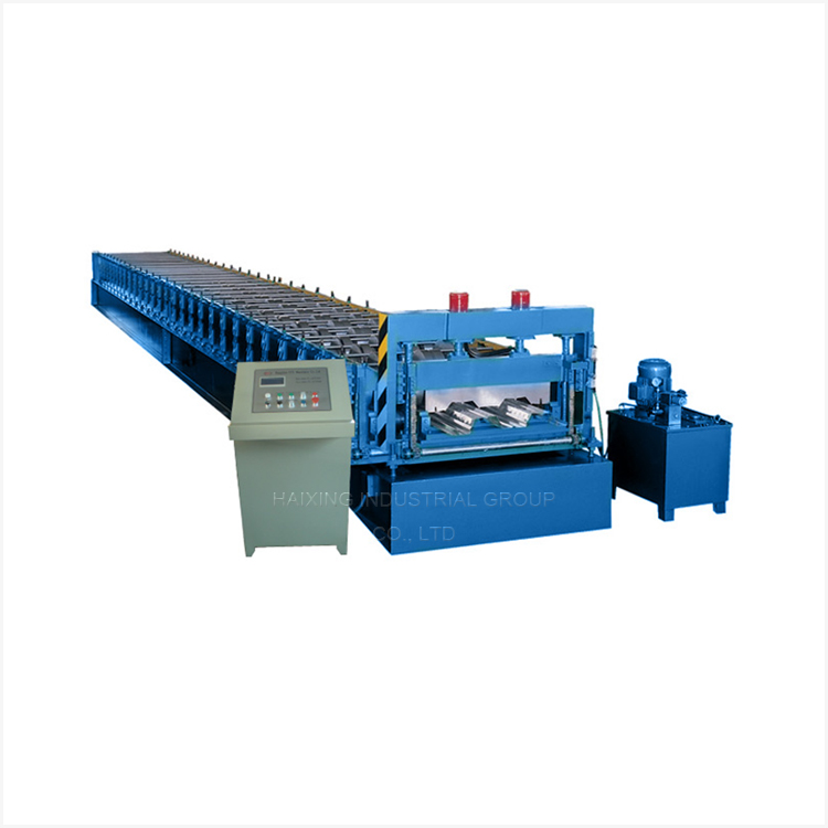 Decking Floor Roll Forming Machine Featured Image