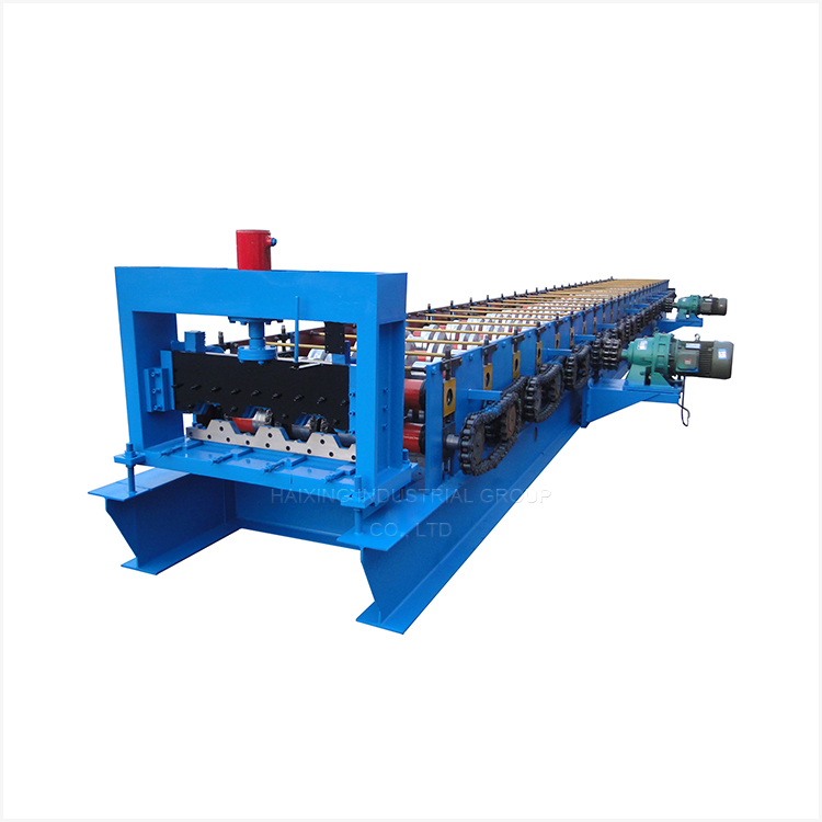 Decking Floor Metal Roll Forming Machine Featured Image