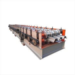 Deck Roll Metal Forming Machine