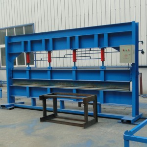 Steel Plate Hydraulic Bending Machine
