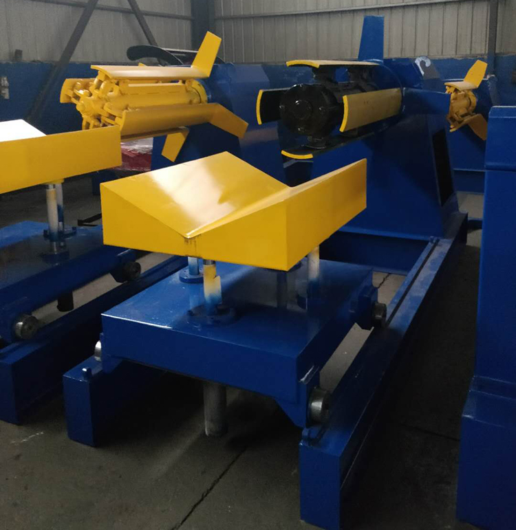 hydraulic decoiler1