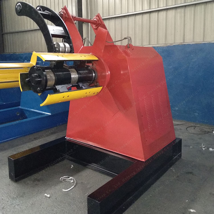 hydraulic decoiler(2)