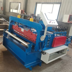 Coil Metal Sheet Leveling Machine