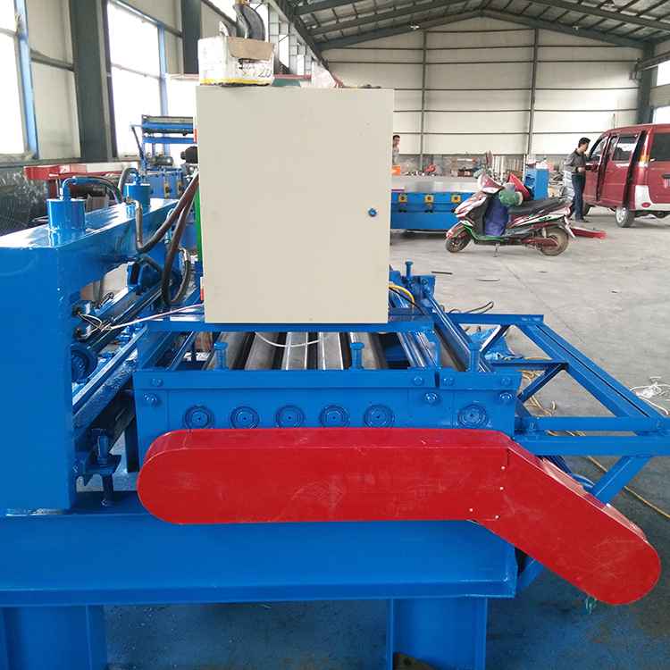 metal leveling machine47