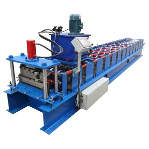 Wholesale ODM Galvanized Steel Standing Seam Roof Panel Roll Forming Machine