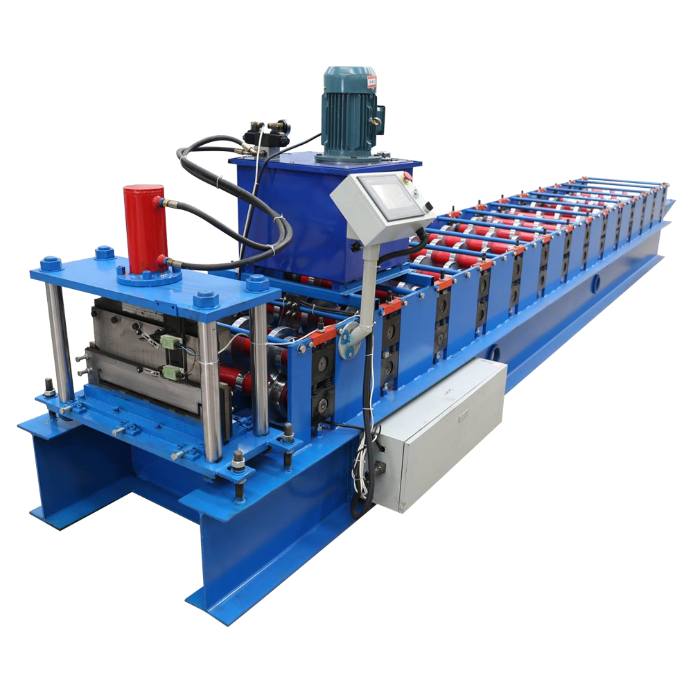 2017 Latest Design Main Tee Cross Tee And Wall Angle Rollforming Machine -