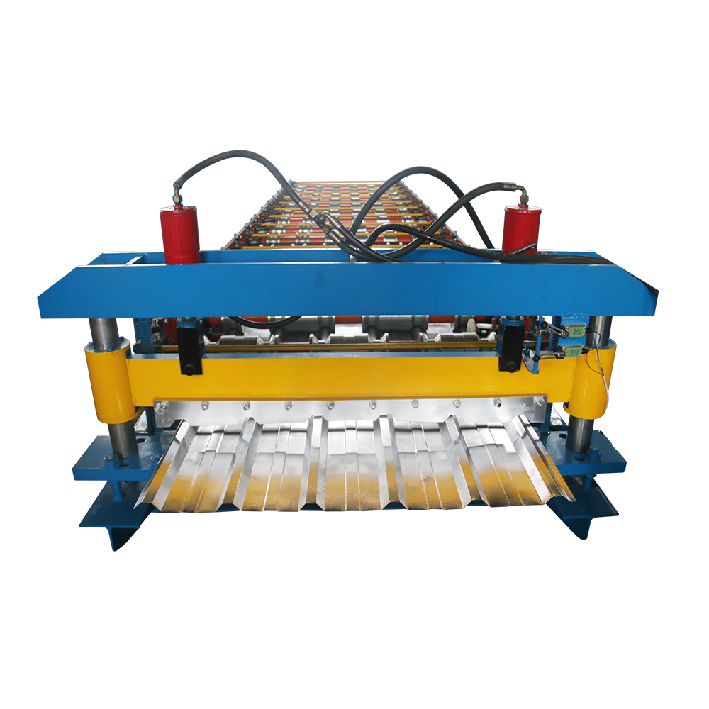 Trapezoidal Roll Forming Machine Featured Image