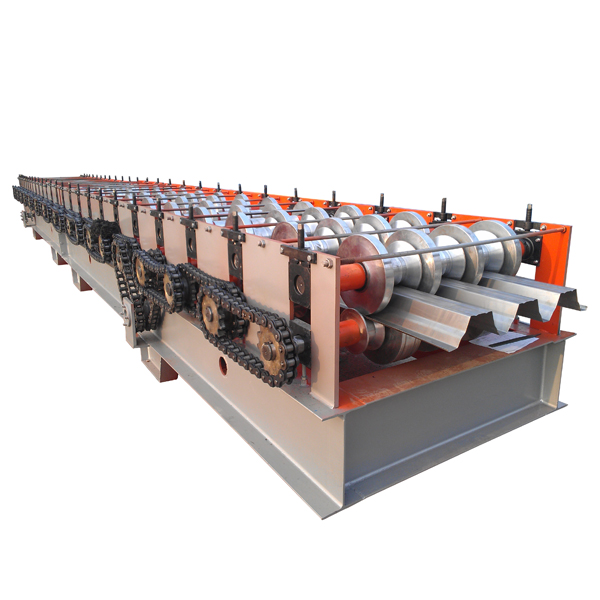 Manufacturing Companies for Light Keel Roll Forming Machine - Automatic Metal Floor Deck Roll Forming Machine – Haixing Industrial