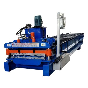 roof sheet making machine price