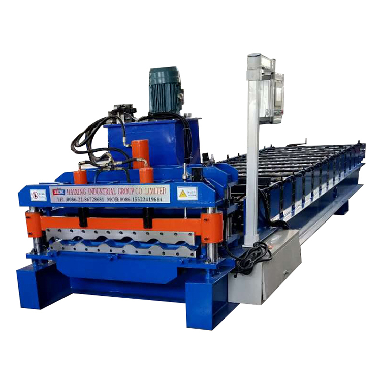 roof sheet making machine price Featured Image