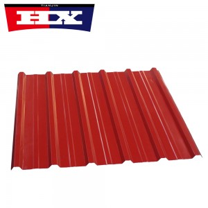 1020 Trapezoidal Roof Sheet