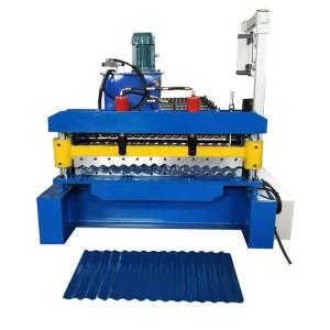 Roof Manufacturing Machine Maquina Fabricacion Techo