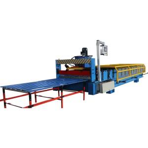 aluminium wall sheet roof roll forming machine