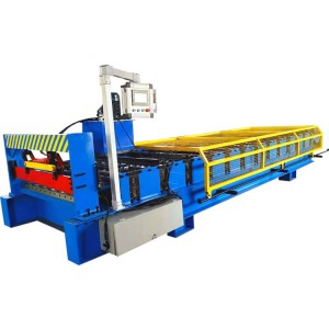 Metal Roof Tile Wall Panel Roll Forming Machine