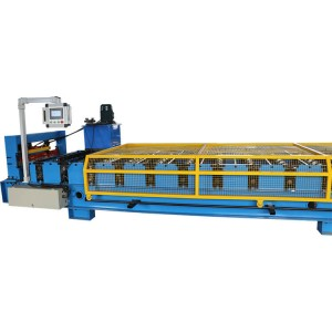 high speed roof panel roll forming machine