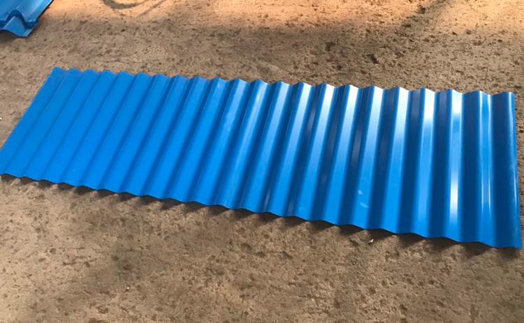 PrePainted Corrugated Steel Roofing Sheet1