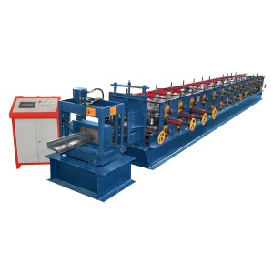 Discountable price Nail Machine Making - Z Purlin Channel Roll Forming Machine – Haixing Industrial