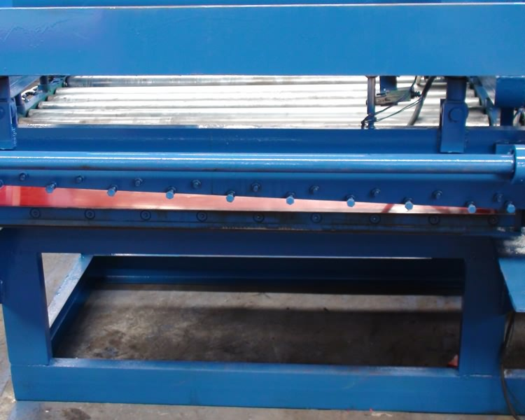 Metal Sheet Cut To Length Line Machine11