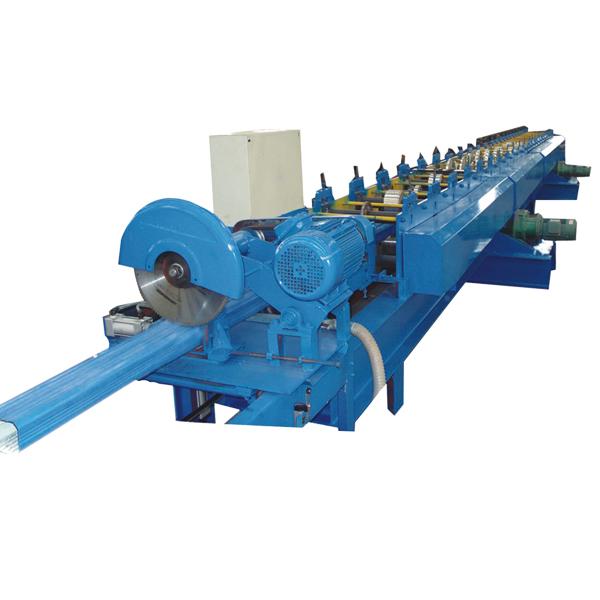 OEM Supply T-Grid Cold Roll Forming Machine - Downspout Cold Roll Forming Machine – Haixing Industrial