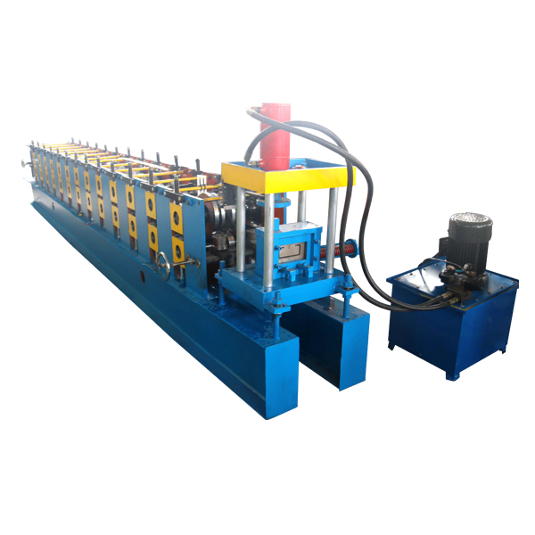 Best-Selling Color Stone Roof Sheet - C Shape Purlin Roll Forming Machine – Haixing Industrial Featured Image